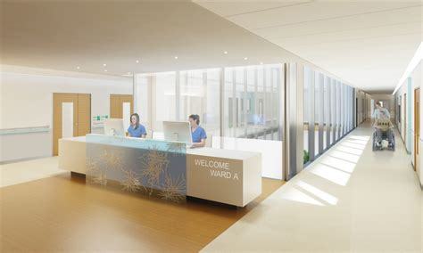 Nhs Dumfries Show Images Of New Hospital