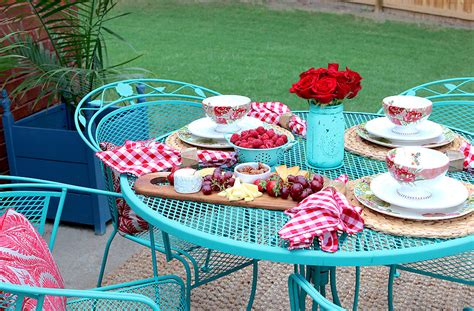 how to spray paint wrought iron patio furniture patio design