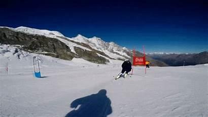 Skiing Bbc Downhill Crashing Young Perfect Guide