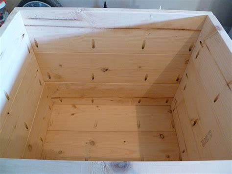 simple wood toy box plans plans diy