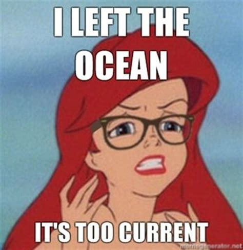 Ariel Meme - 301 moved permanently