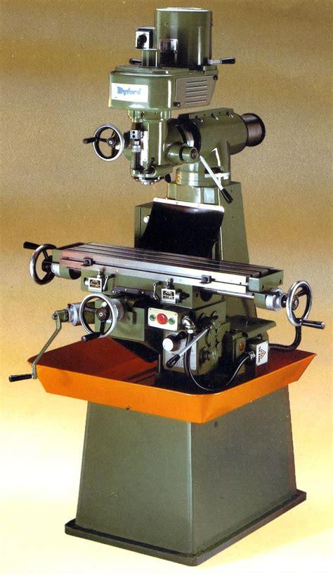 myford milling machine benchtop milling machine
