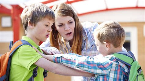 Your Child Bullying Others