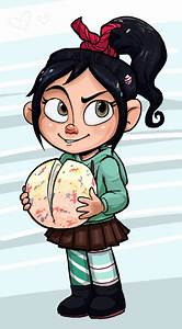 Vanellope Von Schweetz by Super-Cute on DeviantArt
