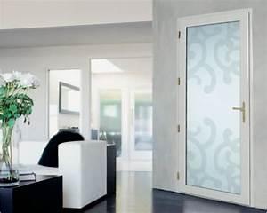 Porte vitree interieur pas cher maison design bahbecom for Porte de garage et porte interieur vitree design