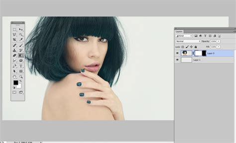 Extend Background Photoshop Adobe Photoshop How To Extend The Background Of An Image