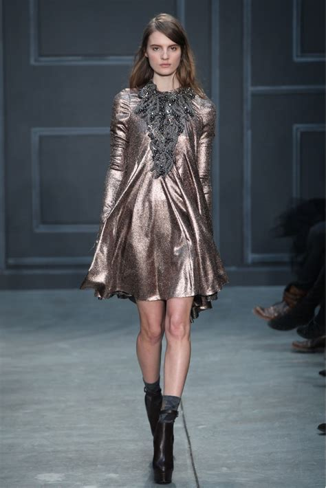 vera wang fall winter  ready  wear fashion week