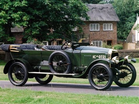 Vauxhall D-type Army Staff Car '1918