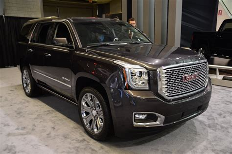 2016 Gmc Yukon Denali Wallpapers Hd High Resolution