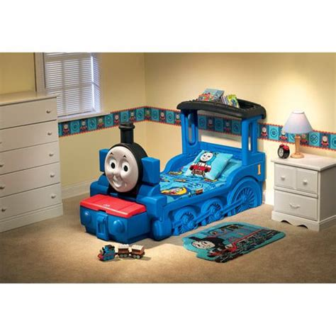The Tank Engine Toddler Bed by Friends Engine Toddler Bed With Storage