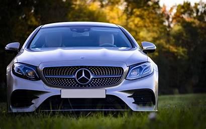 Mercedes Silver Benz 4k Modern Background Ultra