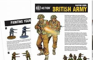 Download New Bolt Action Painting Guides  U2013 Ontabletop