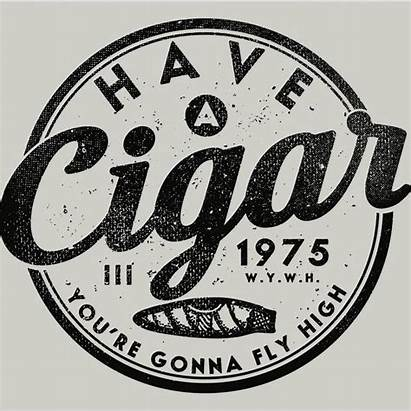 Cigar Floyd Cigars Designbyhumans Logos Whiskey Smoking