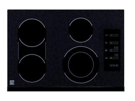 kenmore electric cooktop kenmore 44229 30 quot electric cooktop black