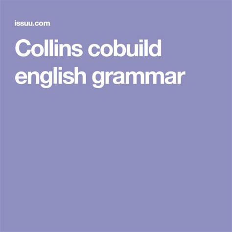 collins cobuild english grammar  images english