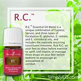 Pictures of Oil Young Living