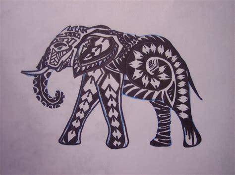Polynesian Elephant By Melodymcfadden On Deviantart