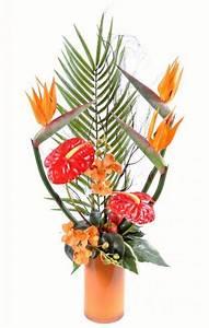 composition euro and boutiques on pinterest With chambre bébé design avec composition de fleurs exotiques