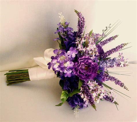pupple bridal bouquet wedding   lilac wedding