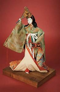 the carabet collection of antique japanese dolls 226