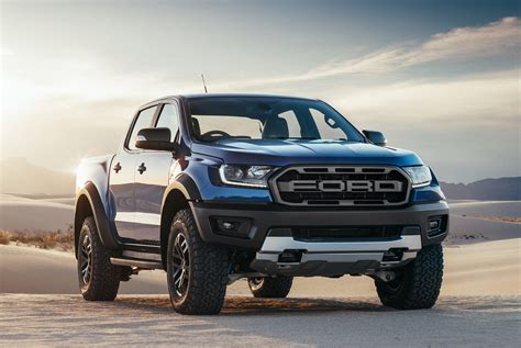 There're Mixed Feelings About The 2018 Ford Ranger Raptor