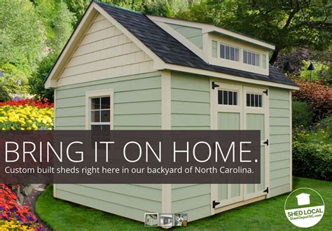 local storage sheds built in nc storage sheds for sale in stock or fully