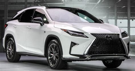 2019 Lexus Rx 350 Design, Price And Engine  Final Spots