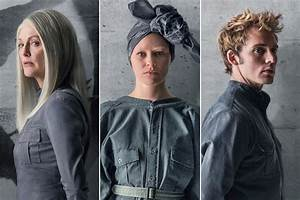 'The Hunger Games: Mockingjay' Reveals New Posters and Logo