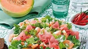 Bild Mit Geburtsdaten : melonen salat mit schinken ~ Frokenaadalensverden.com Haus und Dekorationen