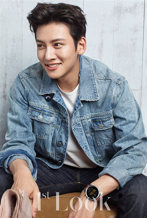 Eye Candy  Ji Chang Wook For 1st Look  Rolala Loves
