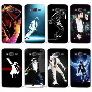 Michael Jackson Dance Style Clear Case Cover Coque Shell
