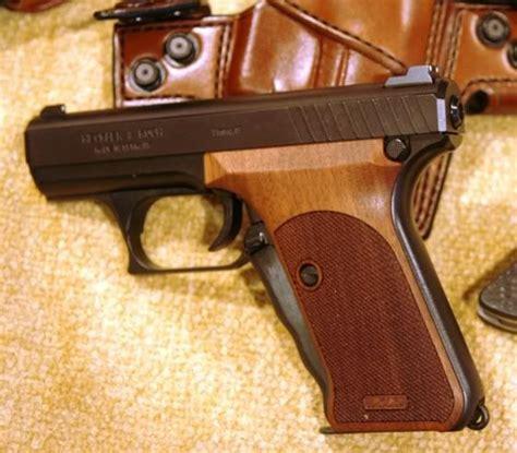hk p  wood grips hand guns fiddletown guns