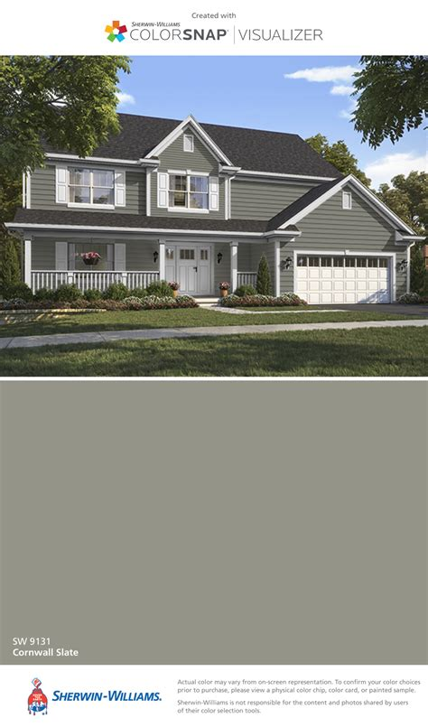color your world paint cornwall i found this color with colorsnap 174 visualizer for iphone by sherwin williams cornwall slate sw