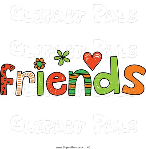 words clipart word clipart best friend pencil and in color word