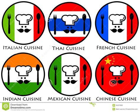 cuisine autour du monde cuisine du monde illustration stock image du cuisines