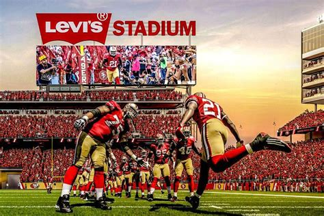 ers stadium naming rights details  levis stadium niners nation