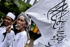 Indonesian Muslim protesters march against Jakarta's ...