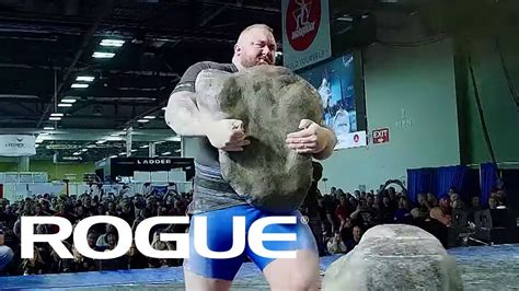 arnold strongman classic husafell stone carry