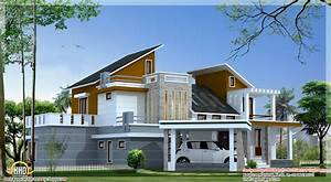 Small Modern Green Home Plans