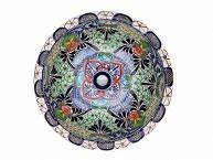 Bemalte Keramik Waschbecken : waschbecken aus mexiko delicia ~ Markanthonyermac.com Haus und Dekorationen