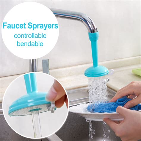 kitchen tap accessories מוצר kitchen faucet sprayers adjustable tap filter 3232