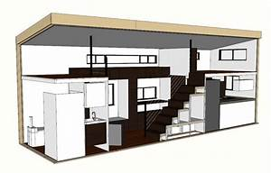 Look at SketchUp hOMe Plans NYC Tiny House Enthusiasts