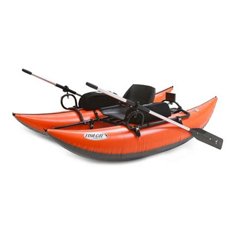 Fishing Pontoon Boat Reviews by Outcast Fish Cat Streamer Pontoon Boat