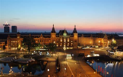Hotel near Amsterdam Central Station