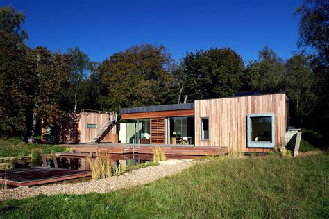 House In The Forest by New Forest House In New Forest National Park Uk