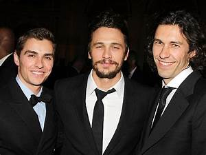 James Franco films steamy gay threesome with Zachery ...