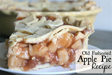 Make a dessert as american as apple pie by serving up, well, the patriotic pie itself. Best Apple Pie Recipe | The Frugal Farm Wife