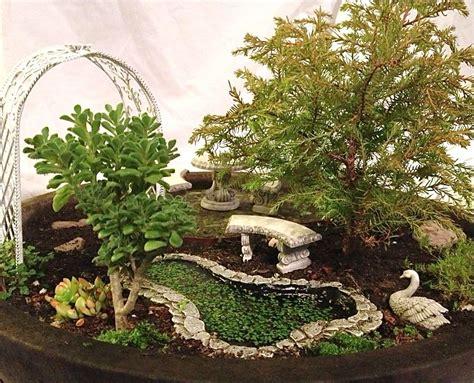 Gardening In Miniature On Pinterest  Miniature Gardens
