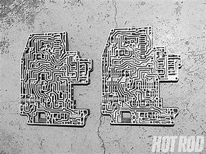 Ford C4 Transmission Valve Body Diagram Aod  Ford  Free