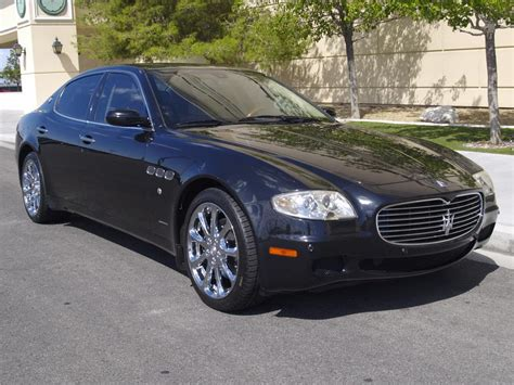 maserati 4 door 2007 maserati quattroporte 4 door sedan 177521